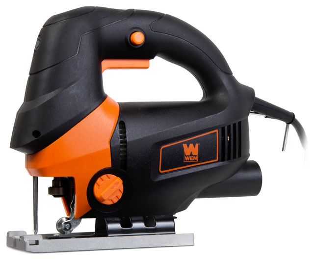 6-Amp Variable Speed Jig Saw.