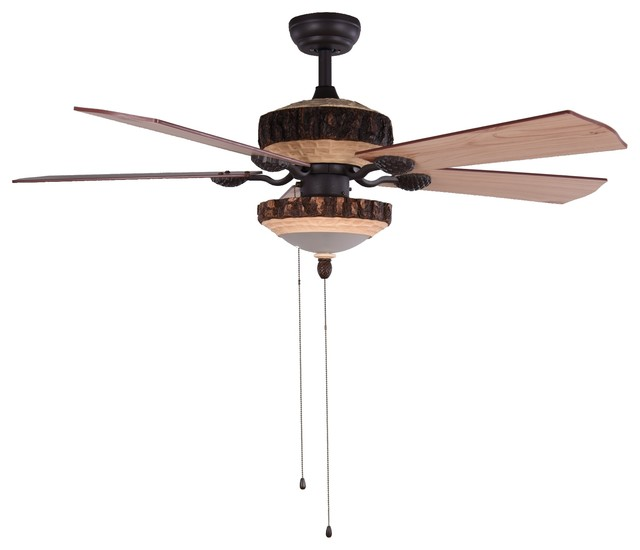 rustic wood ceiling fans indoor rustic farmhouse wood ceiling fan with reversable blades remote