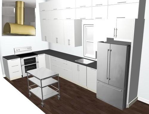 Kitchencraft Vs Ikea Cabinets