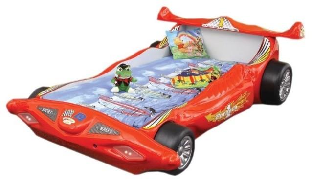 Formula 1 Toddler Car Bed