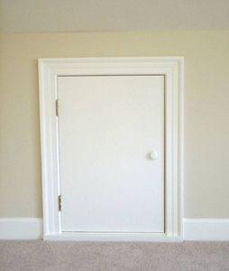 Knee Wall Access Door