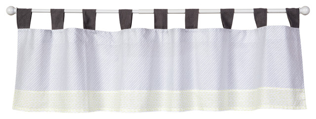 Trend Lab Farm Stack Window Valance.