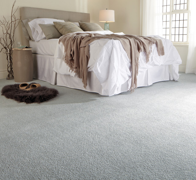 Traditional Bedroom Carpet : Carpet traditional bedroom toronto by floorsfirst