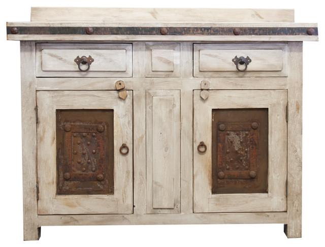 Rustic White Vanity 23478 Rustic Bathroom Vanities And Sink Consoles By