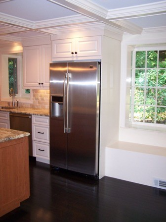 Kitchen Great Room Remodel In West Hartford Ct