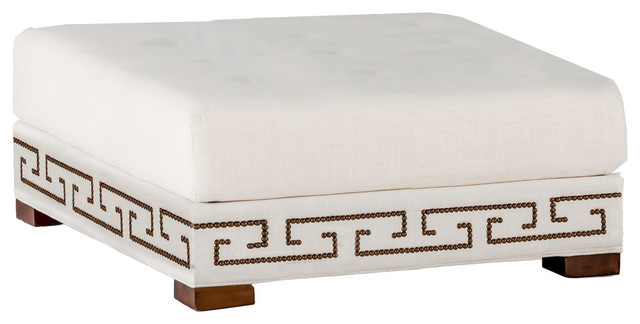 GABBY Gabby Kenzie Square Ottoman View In Your Room