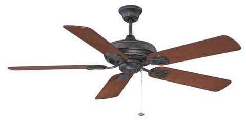 Majestic Classic Indoor 5-Blade Ceiling Fan, 52.