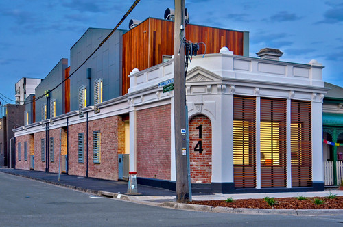 Union of Old and New - 3 Unit Dwelling Heritage Conservation