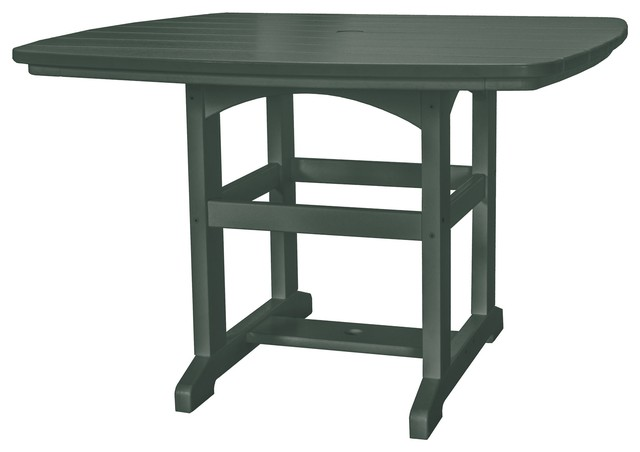 Amazing Pawleys Island Durawood Square Dining Table Pawleys Green Andrewgaddart Wooden Chair Designs For Living Room Andrewgaddartcom