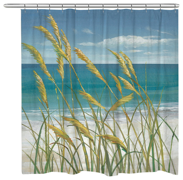 Summer Breeze Shower Curtain - Beach Style - Shower Curtains - by ...