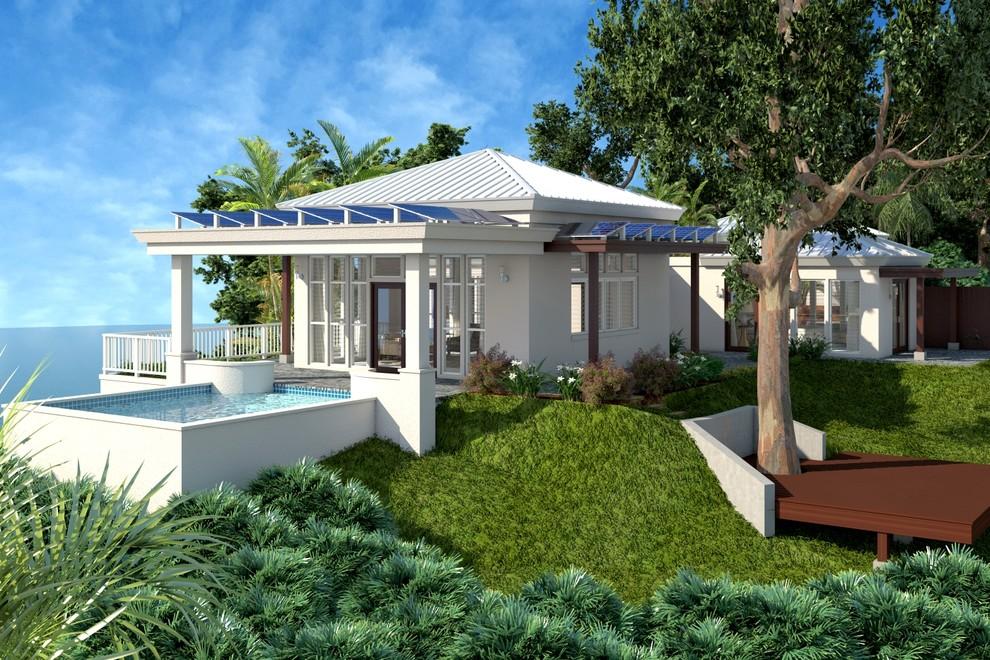Island Home Designs