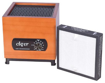 Clevr 8 Stage Ozone Generator Air Purifier, Filter, Ozone, Ionic, Uv, Plasma.