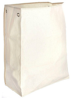 Rolling Laundry Sorter Replacement Bag Contemporary Hampers By Organize It