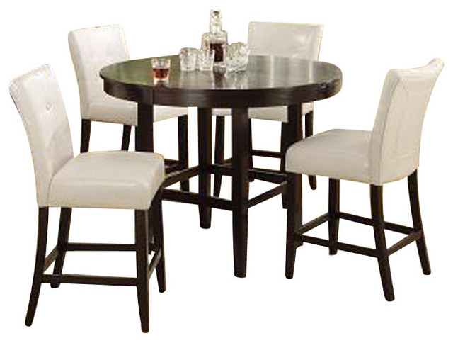 Modus Furniture International Inc Modus Bossa 5-Piece Round ...