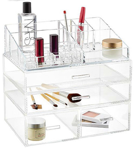 Ondisplay 4 Tier La Acrylic Cosmetic Makeup Organizer