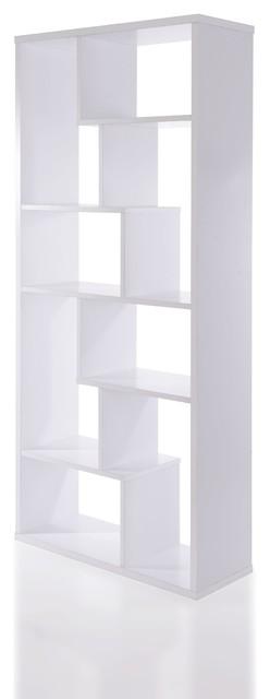 Cora Bookcase, White.