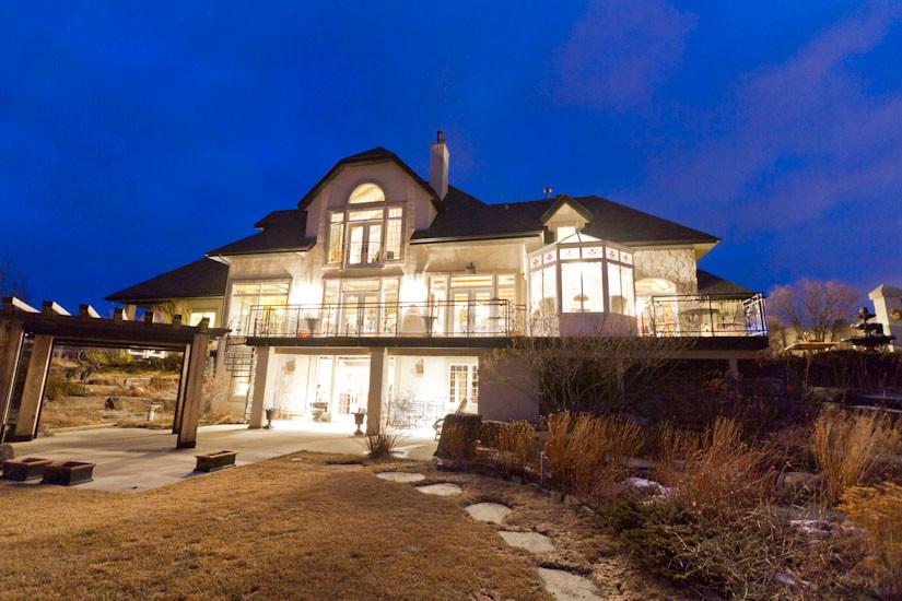 Bearspaw Residence