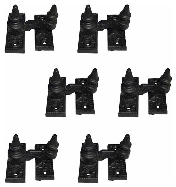 ... Sash Window Lock Black Cast Iron - Window Hardware And Parts | Houzz