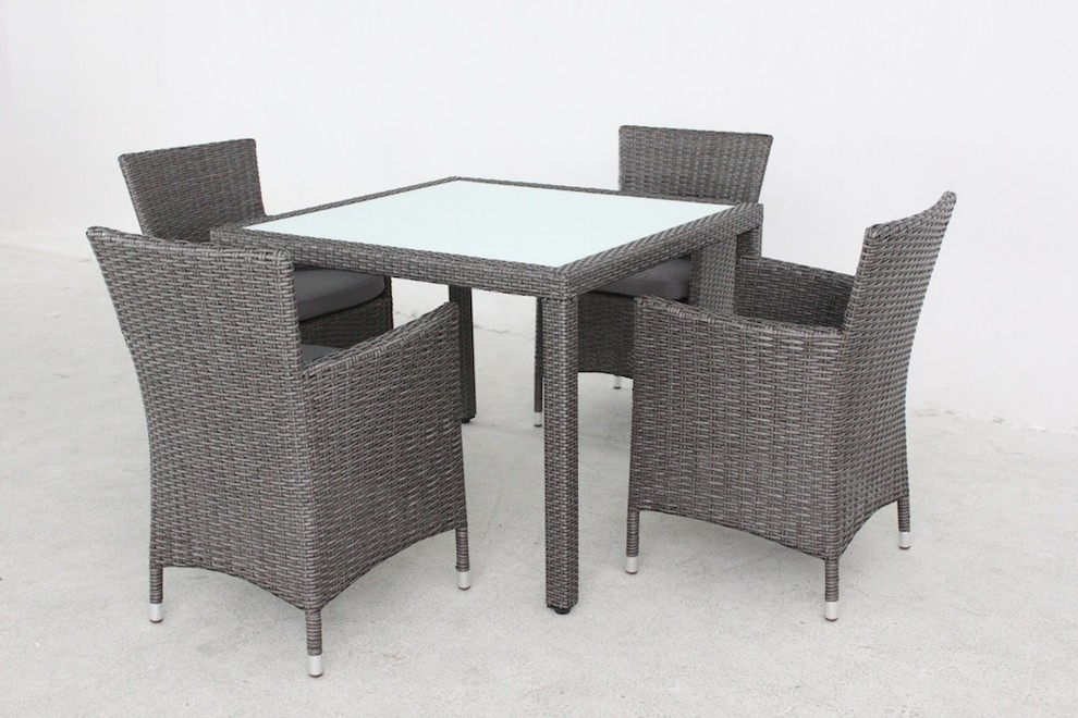 Wicker outdoor furniture - Rustic - Brisbane - by Premium ...