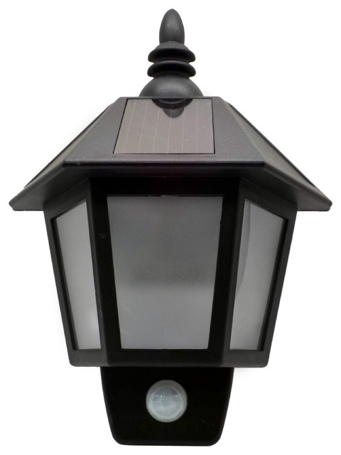 Clic Solar Wall Light Traditional Outdoor Lights And Sconces By Elegant Home Fashions