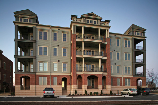 Decatur riverfront condos birmingham by matheny for Riverfront home designs