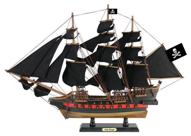 Model Sailing Ship Poster Print Nautical Gifts Pirate Ship Model Boat Royal Navy