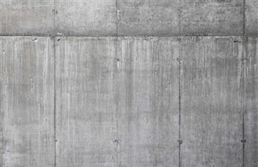 Concrete Slab Mural Wallpaper, 4 Panels.