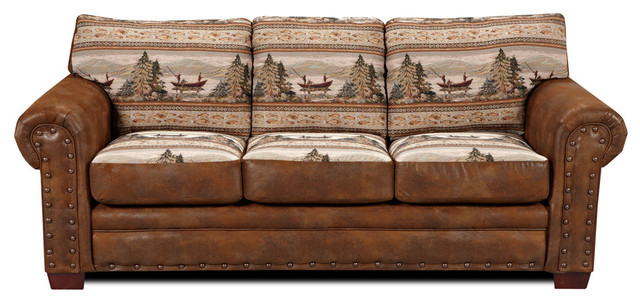 Alpine Lodge, Sofa