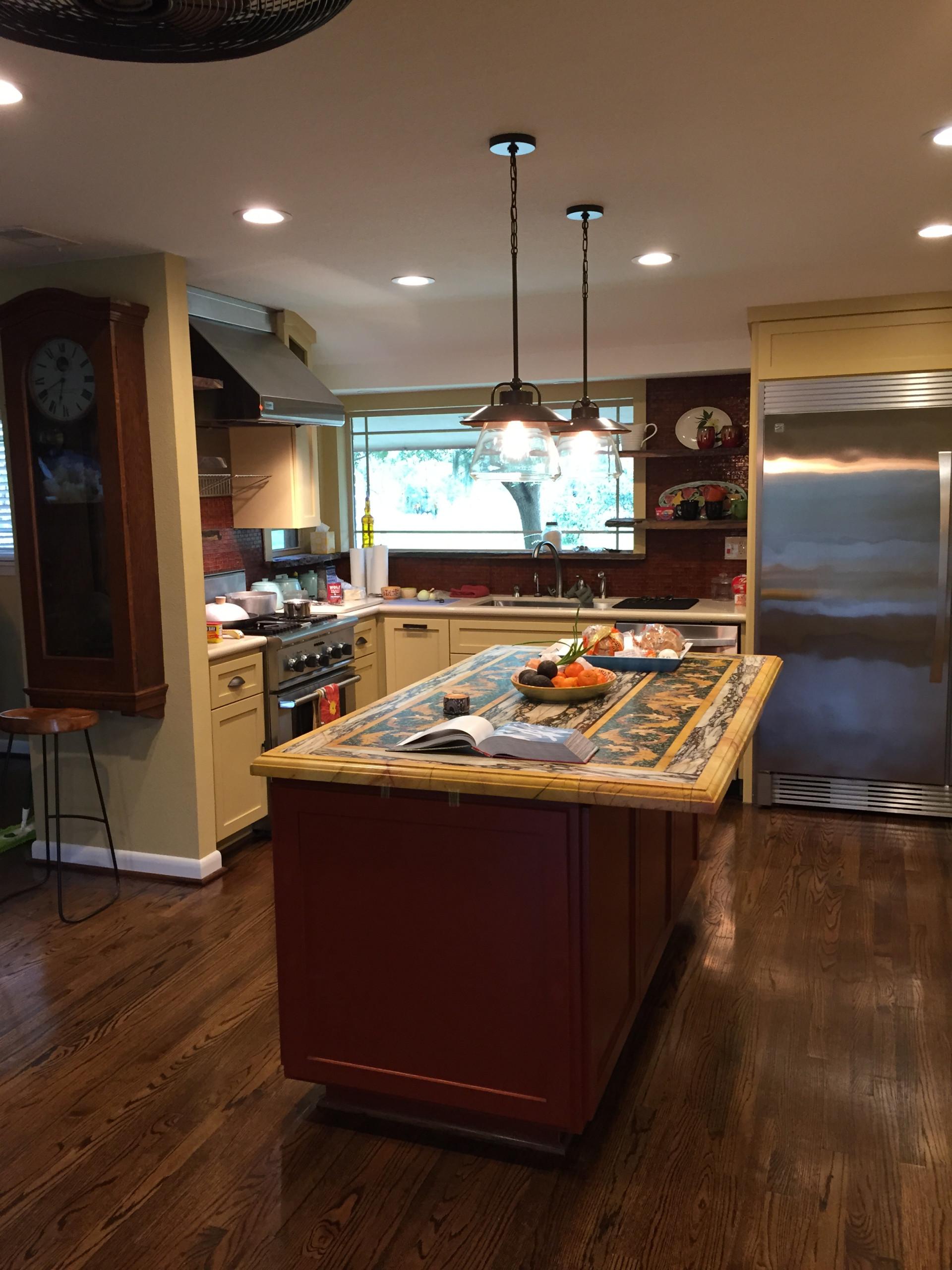 Hand Lane - Lake Jackson - Kitchen Remodel
