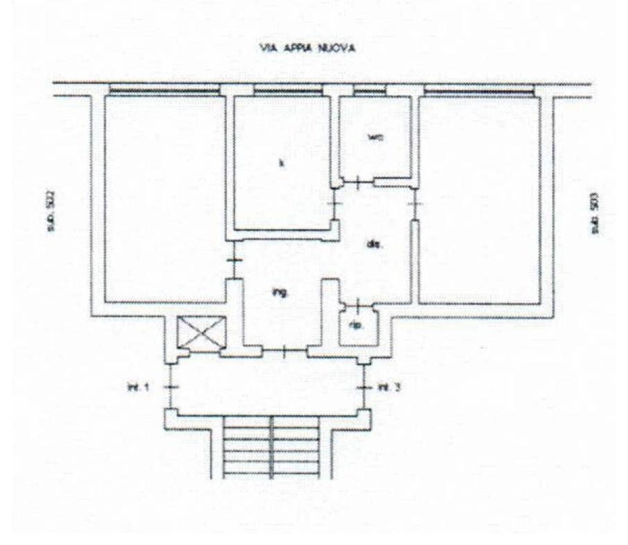 Appartamento Appia Nuova