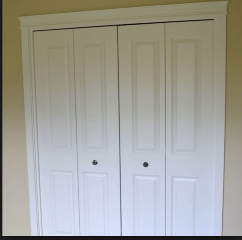 Awesome Closet Door In Bedroom And Dining Room   Bifold 2 Panel Or 3 Panel?