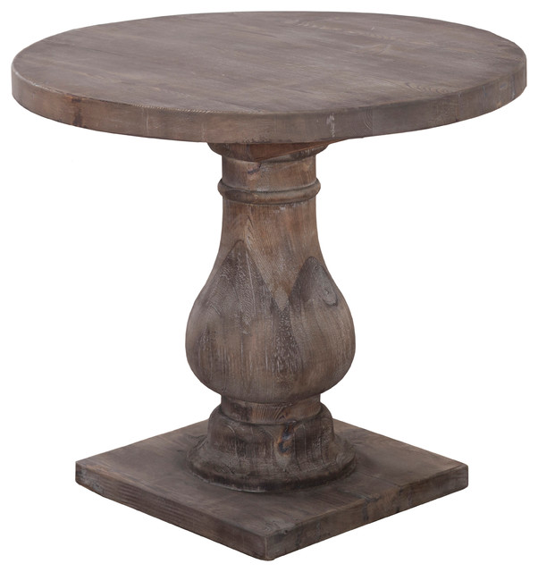 Kosas Carolina End Table, Mocha
