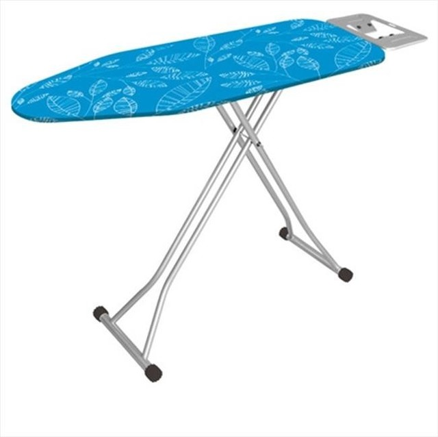 Home Basics Sunbeam Ironing Board With Rest And Removable Cover.