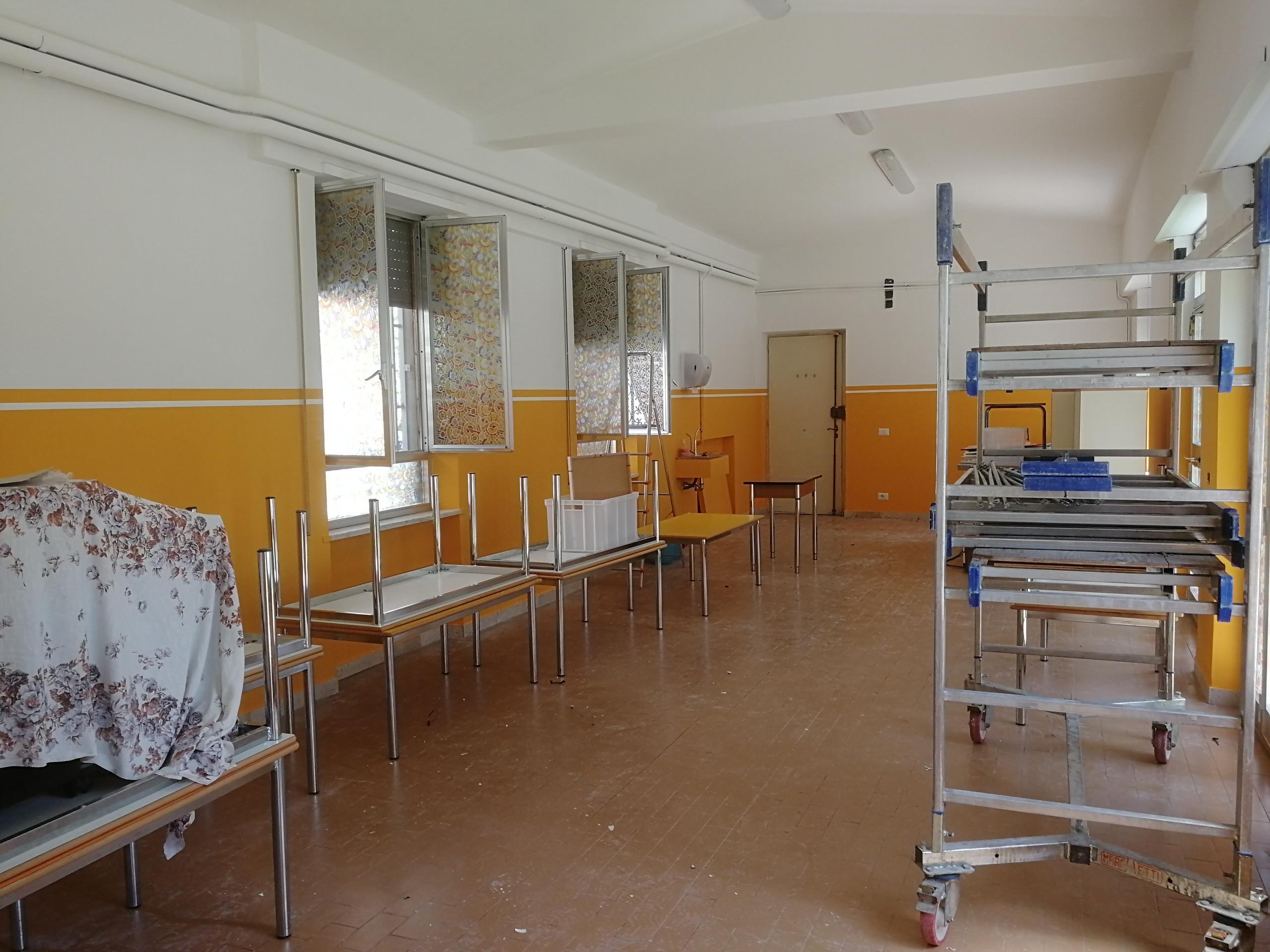 Scuola elementare Congregazione Gesù Maria