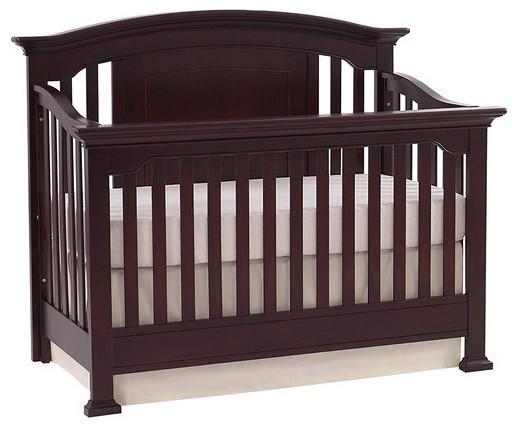 Munire Medford 4 In 1 Lifetime Crib Traditional Cribs