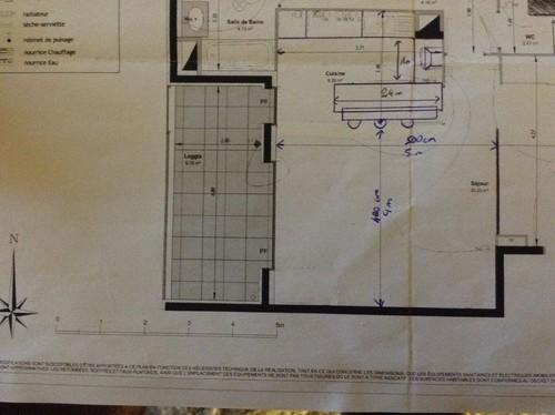 Notre nouvel appartement : comment aménager le salon cuisine ?