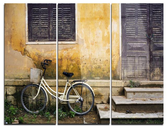 Comfortable Bicycle Metal Wall Art Contemporary - Wall Art Design ...