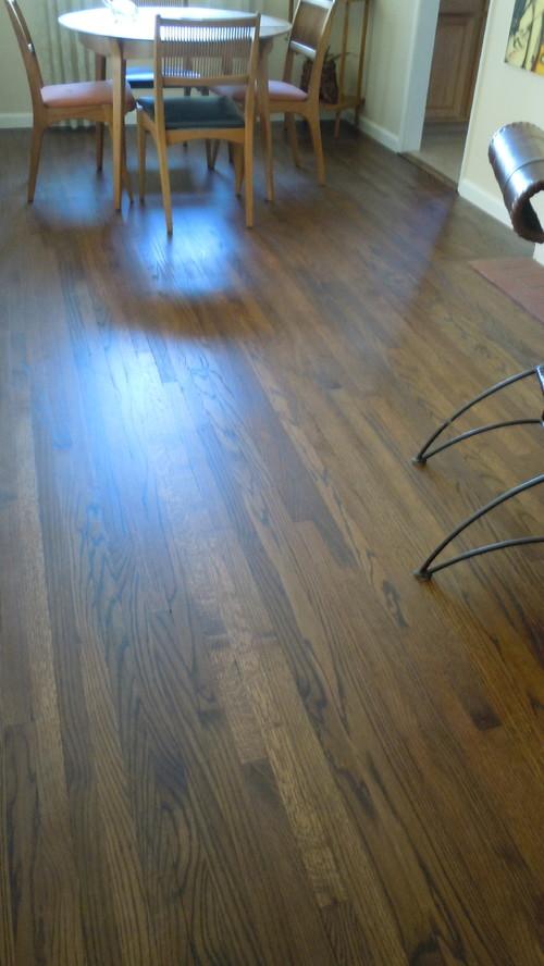 Hope For Urine Stained Oak Hardwood Floors
