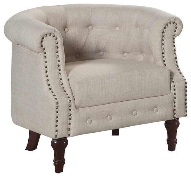 Amazing Argenziano Chesterfield Chair Beige Pabps2019 Chair Design Images Pabps2019Com