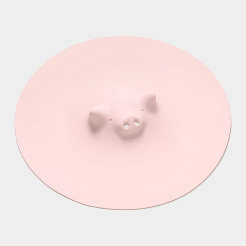 Pig Cooking Lid eclectic kitchen tools
