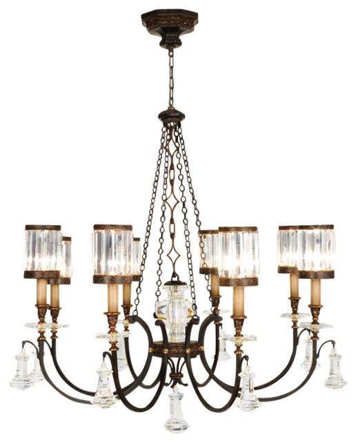 Fine Art Lamps Eaton Place Collection Chandelier