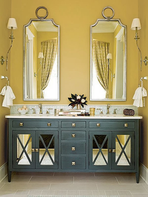 Any advice would be appreciated. Paint decor ideas for harvest gold bathroom
