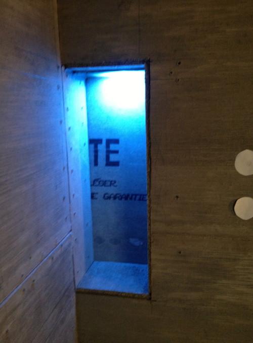 Delightful Adding LED Lighting To Your Kerdi Shower Niche
