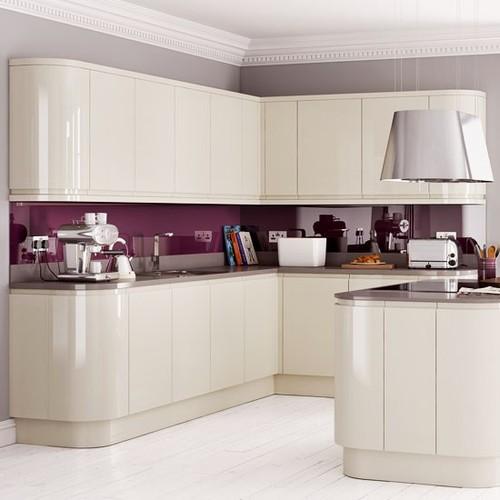 Kitchen No Cabinets: Handles Or No Handles