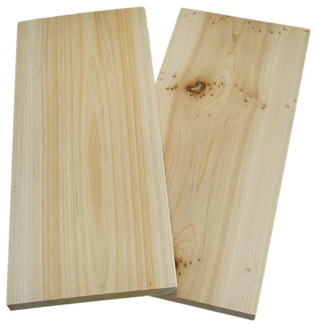 Cedar Wood Grilling Plank 2 Piece Pack.