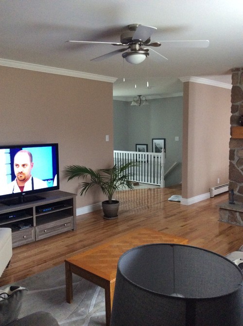Tv Sofa And Loveseat Layout