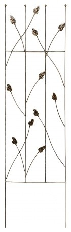 World Source Partners R550 72 In. Copper Leaf Trellis - Pack Of 5.