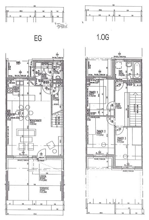 Offene Kche Und Wohnzimmer