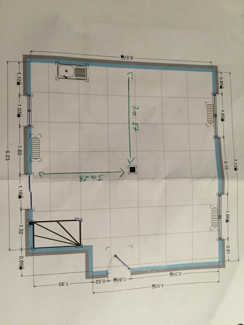 besoin d aide agencement d une pi ce de 45m2. Black Bedroom Furniture Sets. Home Design Ideas