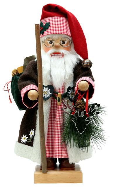 Christian Ulbricht Nutcracker, Alps Santa, Limited Edition 1000 Pieces.